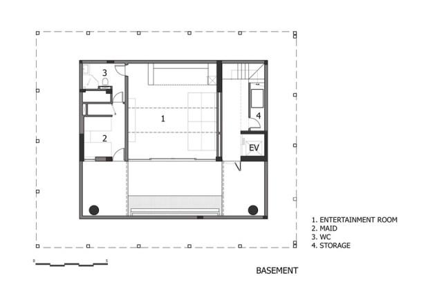 Mặt bằng 15x18m - NQ House - 1