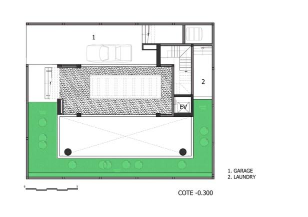 Mặt bằng 15x18m - NQ House - 7