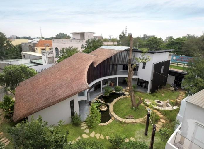 Nhà đẹp Việt Nam - Nhà Quê ra Phố - 1