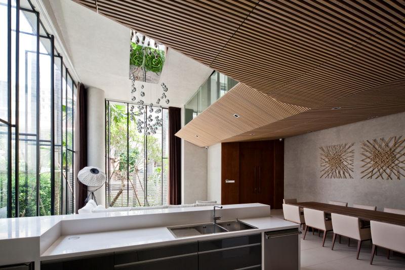Nhà đẹp Sài Gòn - NQ House - 14