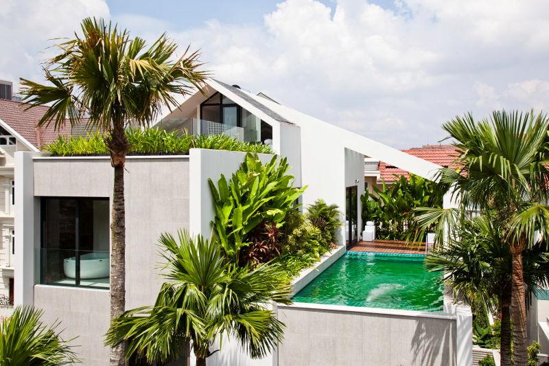 Nhà đẹp Sài Gòn - NQ House - 4