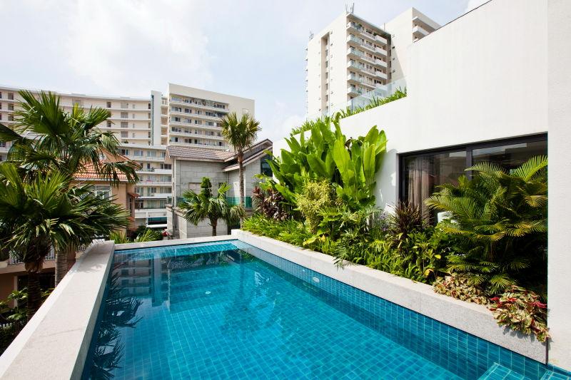 Nhà đẹp Sài Gòn - NQ House - 6