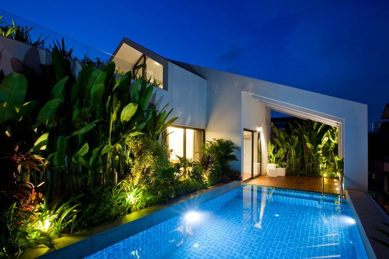 Nhà đẹp Sài Gòn - NQ House - 7