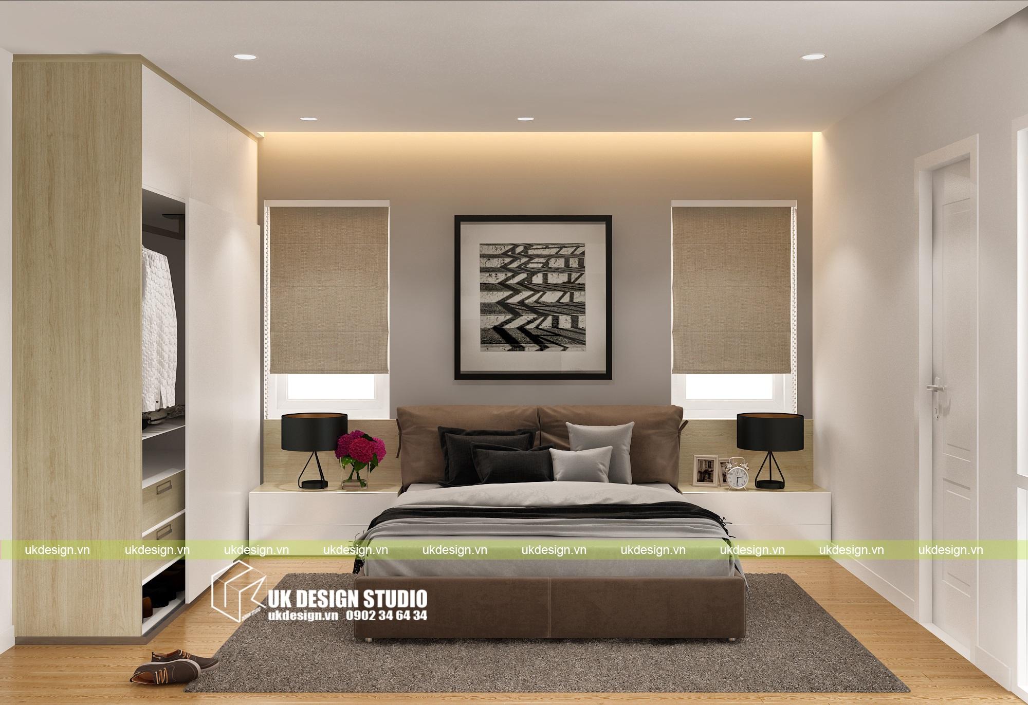 Thiết kế nội thất nhà phố hiện đại kết hợp văn phòng kinh doanh - 11