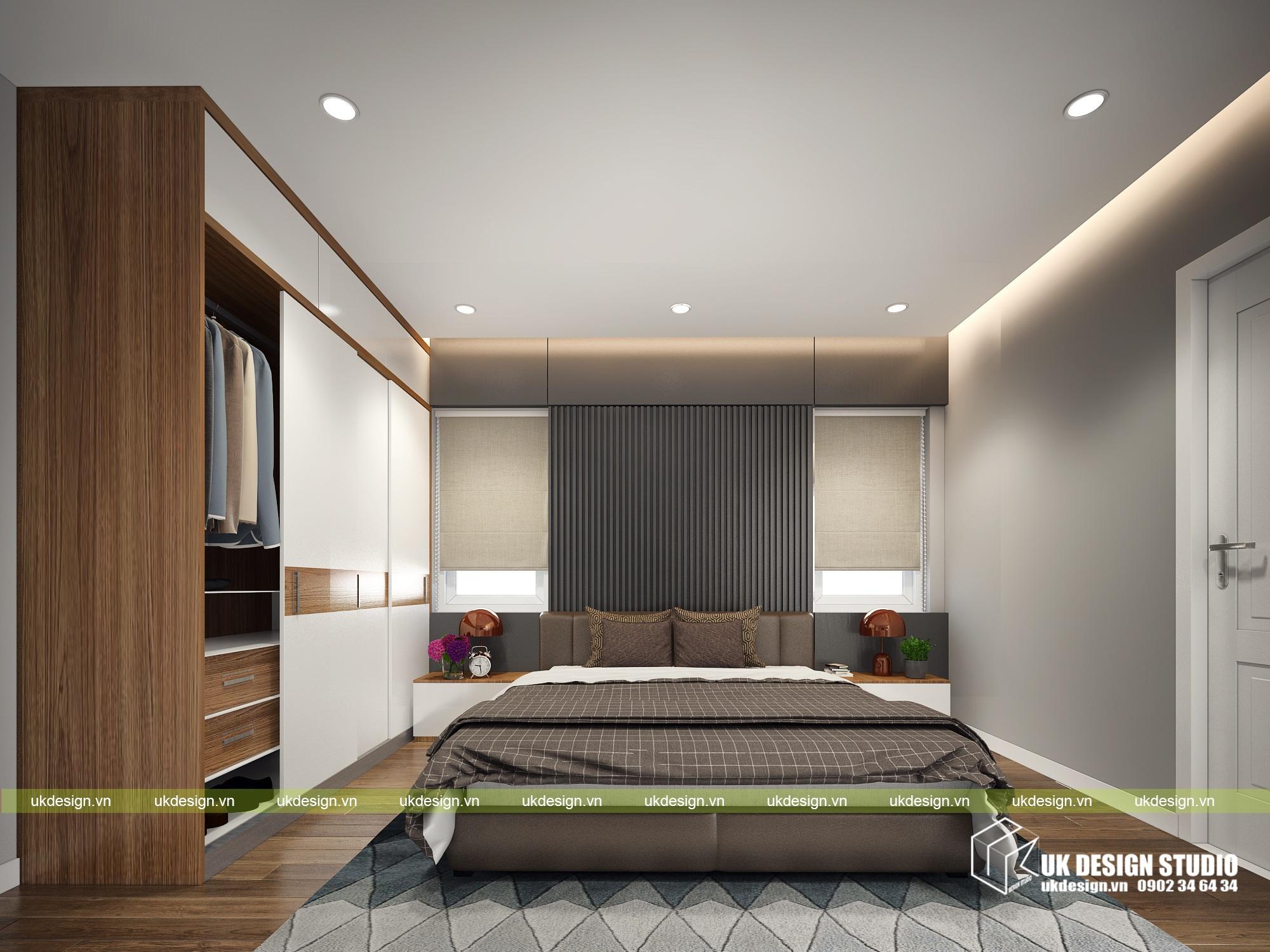 Thiết kế nội thất nhà phố hiện đại kết hợp văn phòng kinh doanh - 6