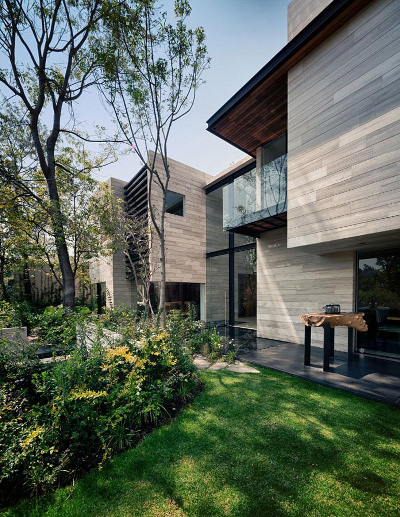 Nhà đẹp nước ngoài - Guanabanos House -02