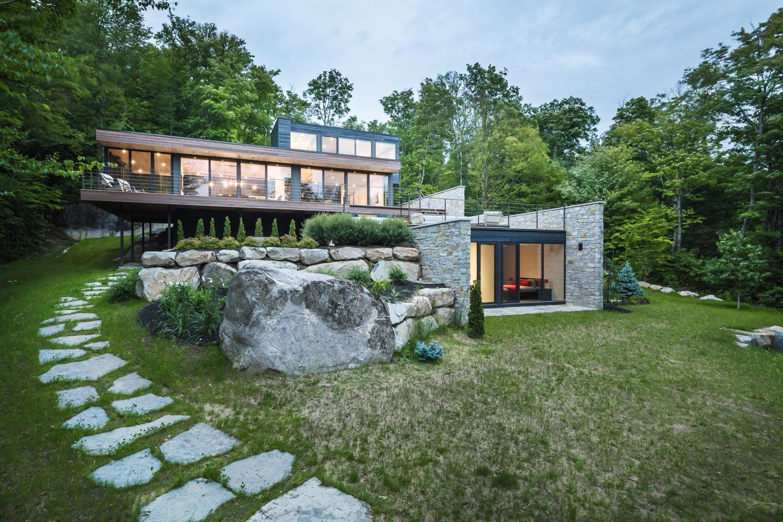 Nhà đẹp nước ngoài - estrade residence - 33