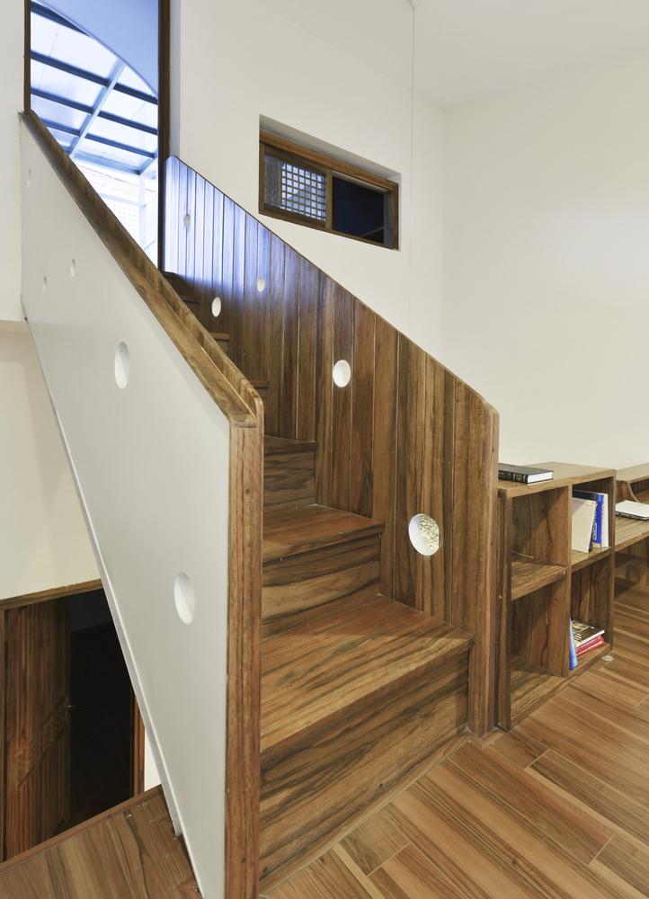 Nhadepvietnam innovation house 10 - Innovation House - Ngôi nhà có không gian chức năng được biến đổi liên tục