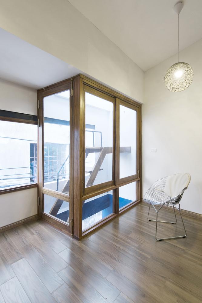 Nhadepvietnam innovation house 11 - Innovation House - Ngôi nhà có không gian chức năng được biến đổi liên tục