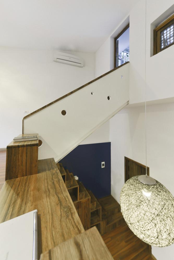 Nhadepvietnam innovation house 12 - Innovation House - Ngôi nhà có không gian chức năng được biến đổi liên tục