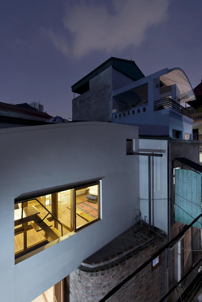 Nhadepvietnam innovation house 3 - Innovation House - Ngôi nhà có không gian chức năng được biến đổi liên tục