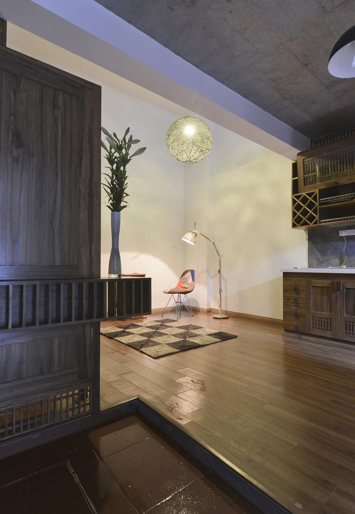 Nhadepvietnam innovation house 5 - Innovation House - Ngôi nhà có không gian chức năng được biến đổi liên tục