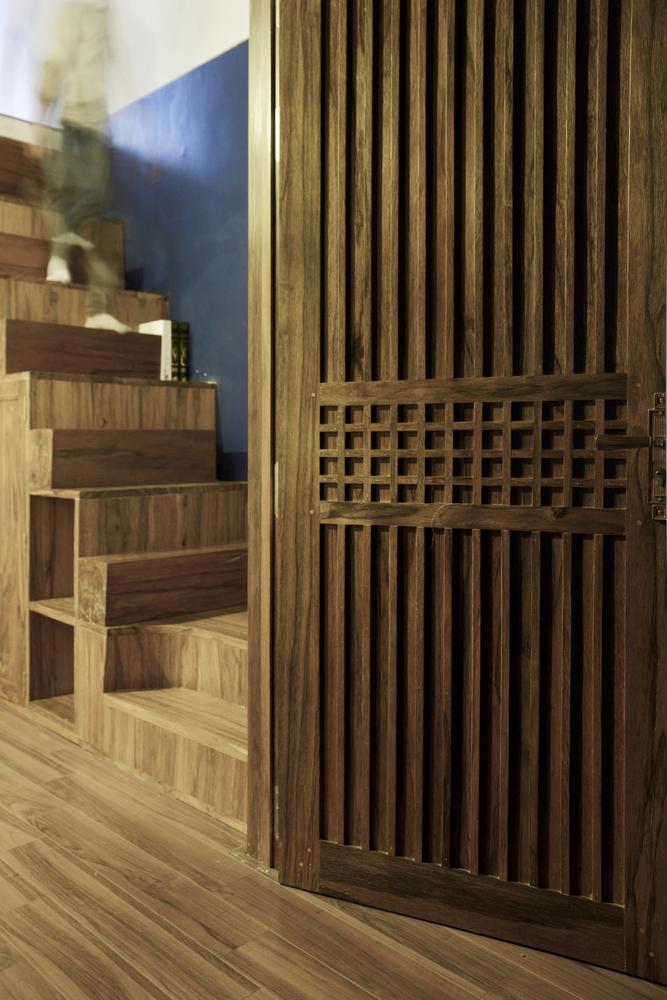 Nhadepvietnam innovation house 6 - Innovation House - Ngôi nhà có không gian chức năng được biến đổi liên tục