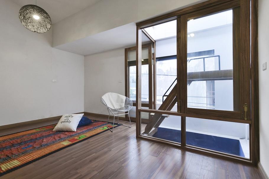 Nhadepvietnam innovation house 8 - Innovation House - Ngôi nhà có không gian chức năng được biến đổi liên tục