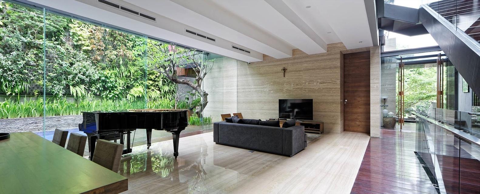 Nhà đẹp nước ngoài - Ben House - 5