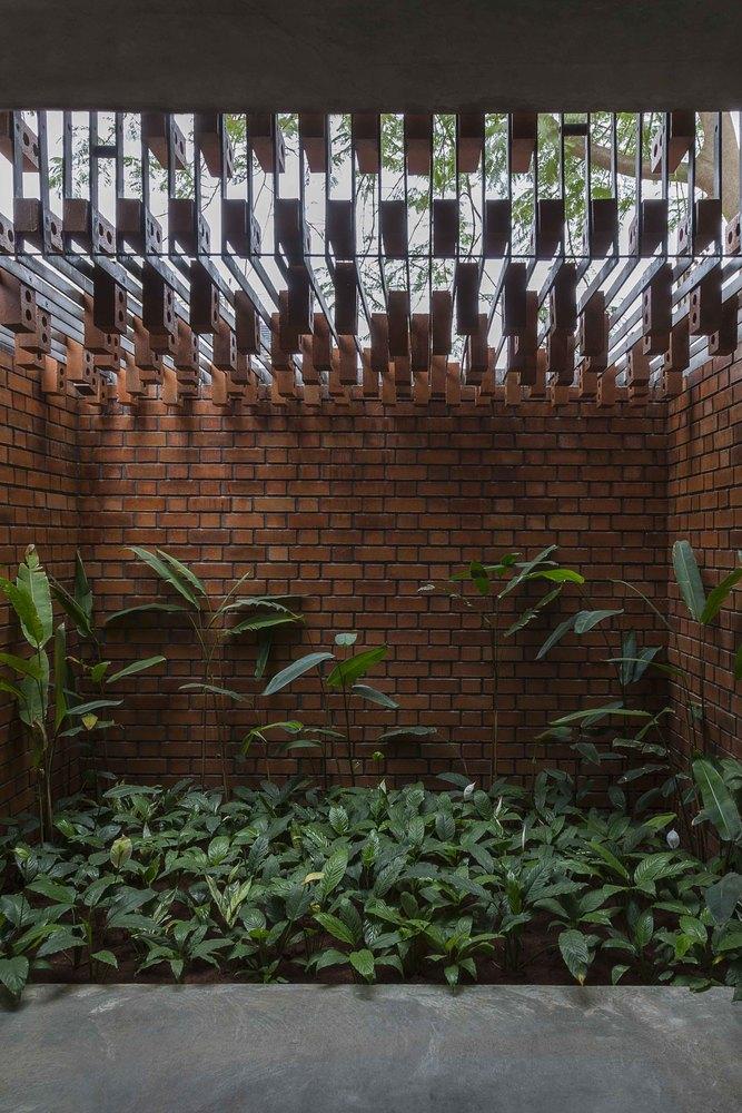 Brick House - Nhà đẹp nước ngoài - 7