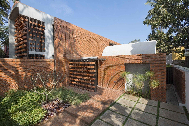 Brick House - Nhà đẹp nước ngoài - 2
