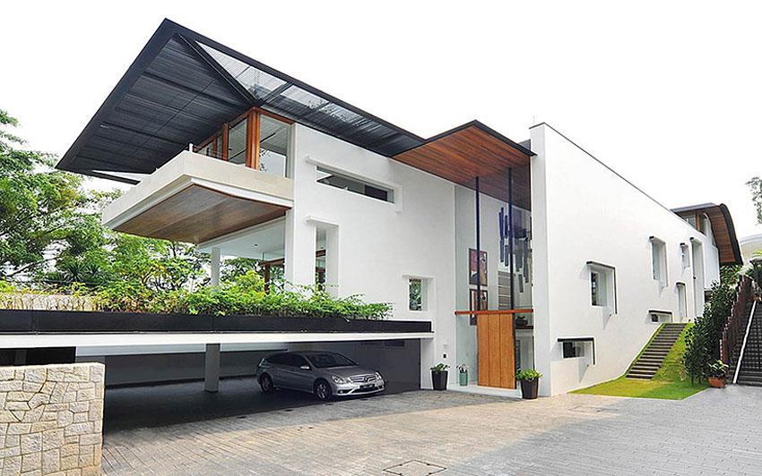 Nhà đẹp nước ngoài - Dalvey Road House - 01