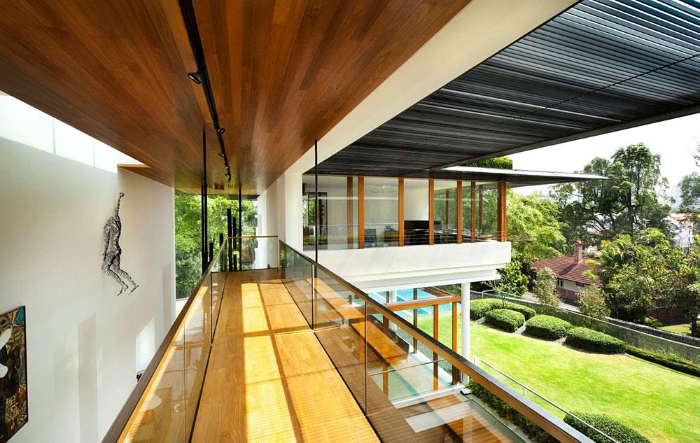 Nhà đẹp nước ngoài - Dalvey Road House - 011