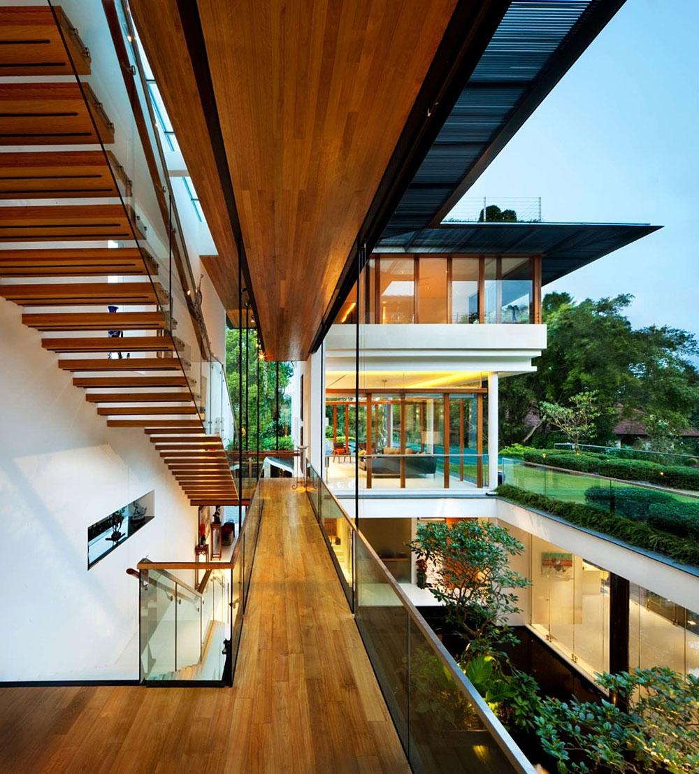 Nhà đẹp nước ngoài - Dalvey Road House - 012