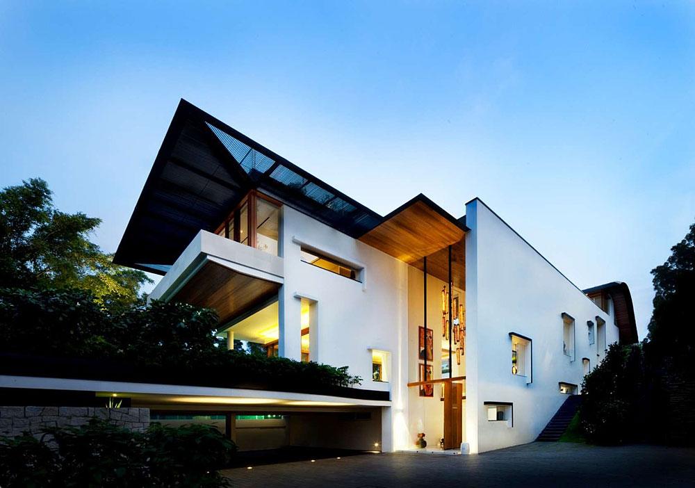 Nhà đẹp nước ngoài - Dalvey Road House - 015