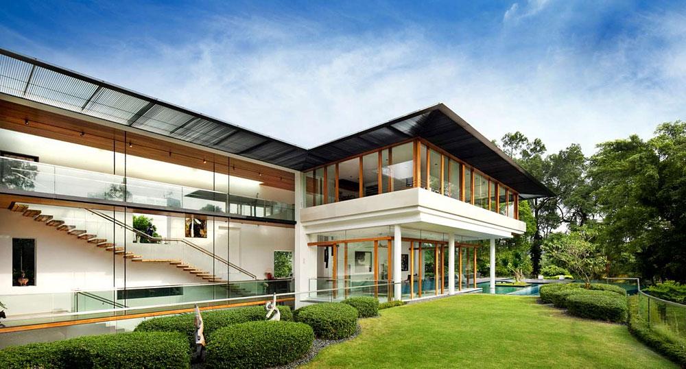 Nhà đẹp nước ngoài - Dalvey Road House - 03