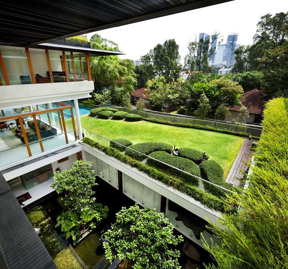 Nhà đẹp nước ngoài - Dalvey Road House - 05