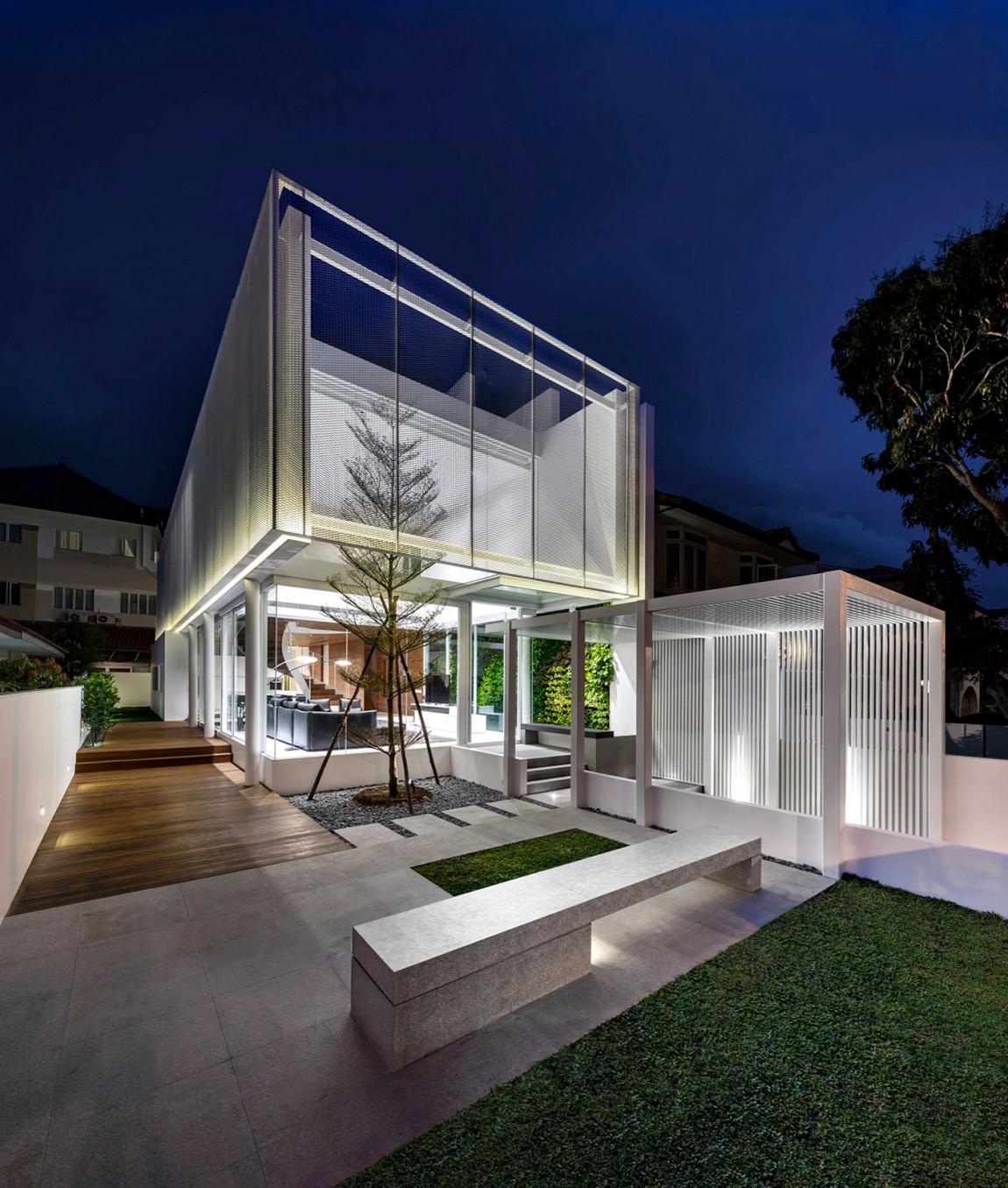 Nhà đẹp nước ngoài - greja house - 9