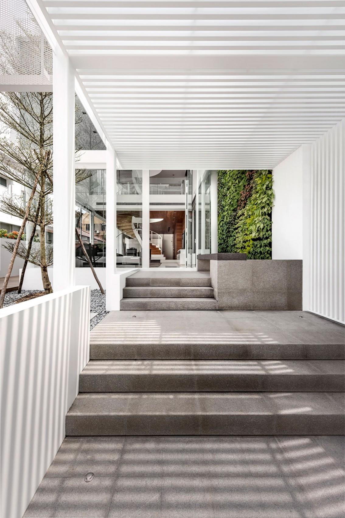 Nhà đẹp nước ngoài - greja house - 2