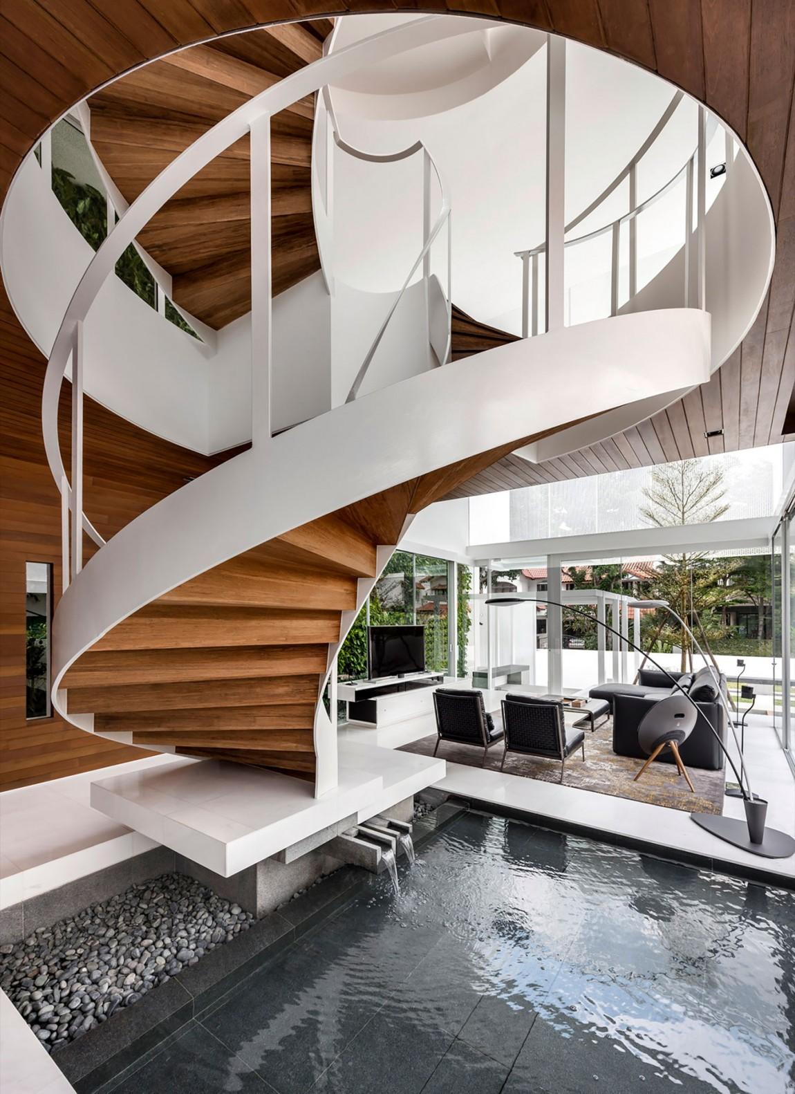 Nhà đẹp nước ngoài - greja house - 4