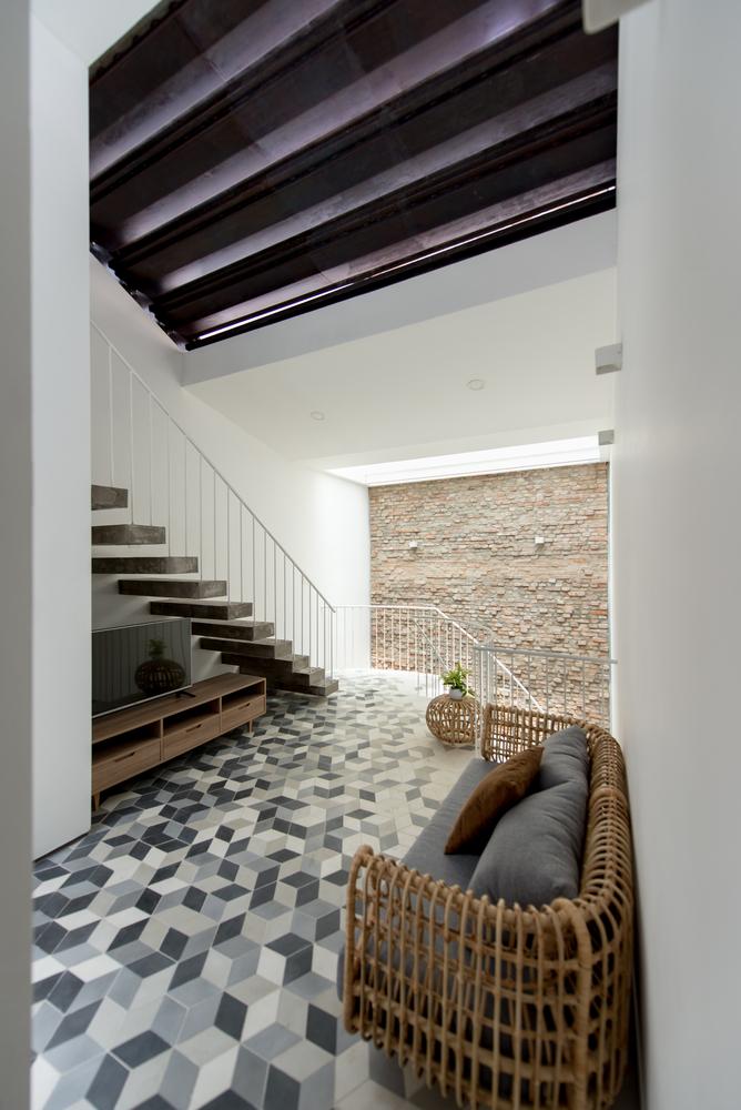 Nhà đẹp Sài Gòn - Backyard House - 19