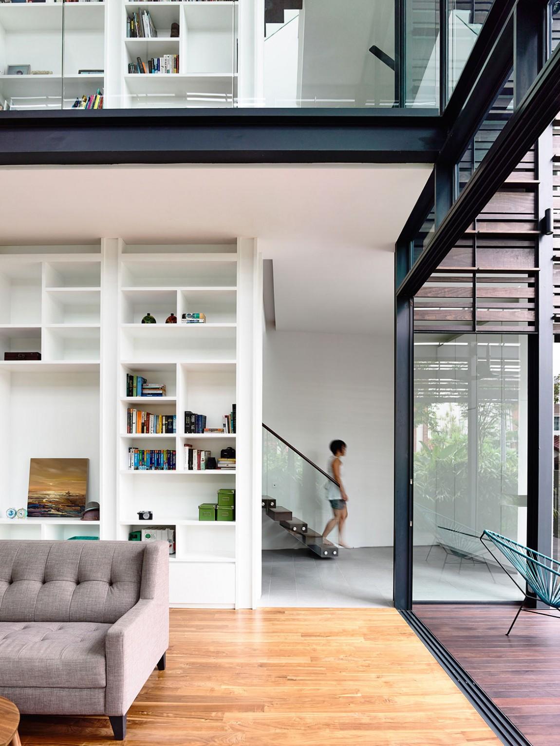 Nhà đẹp nước ngoài - Lines of Light 012