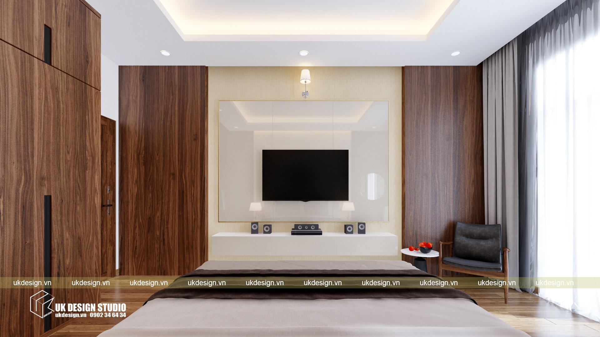 Thiết kế nội thất nhà phố 4m 12