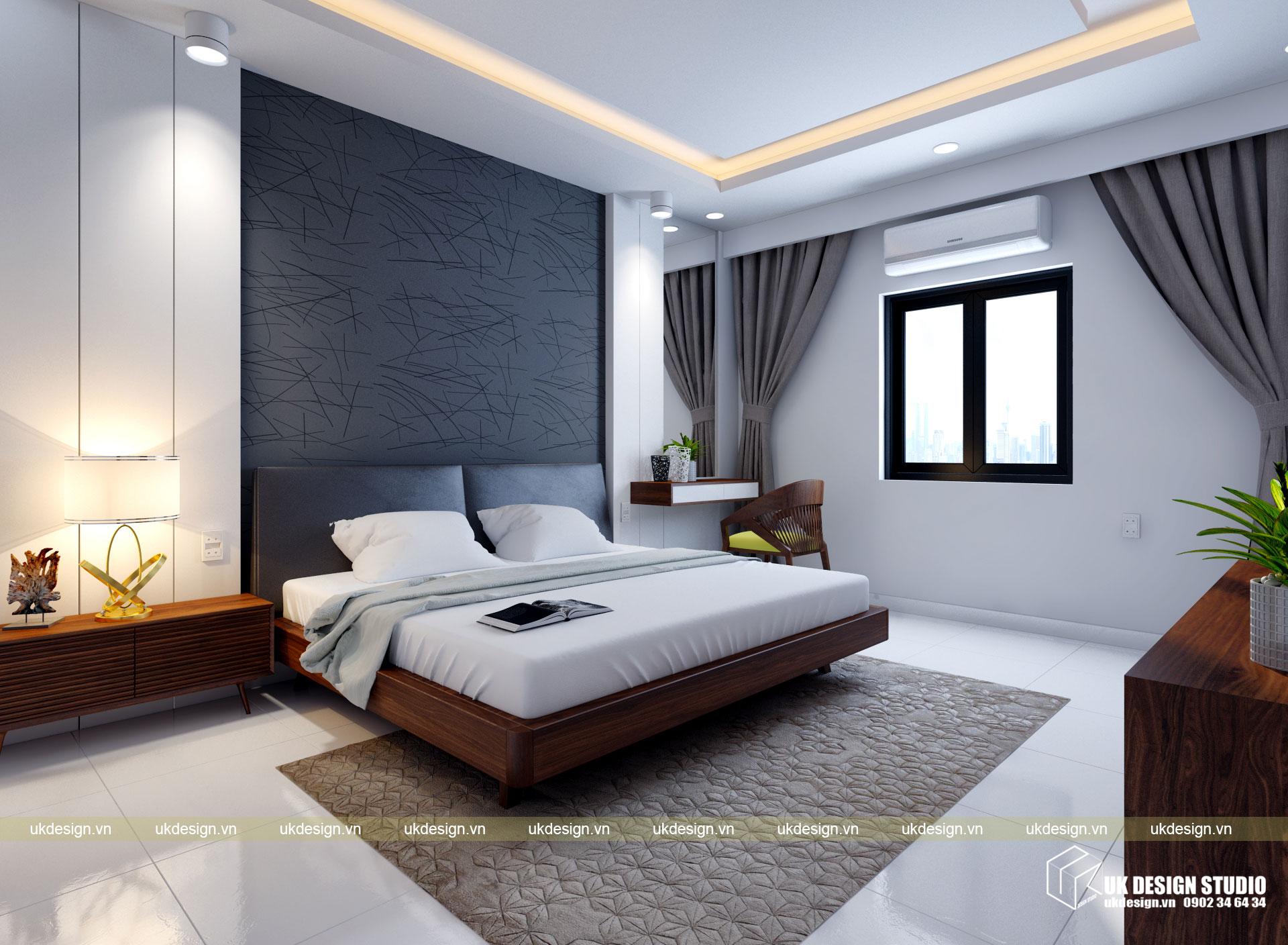 Thiết kế nội thất nhà phố 4m 19