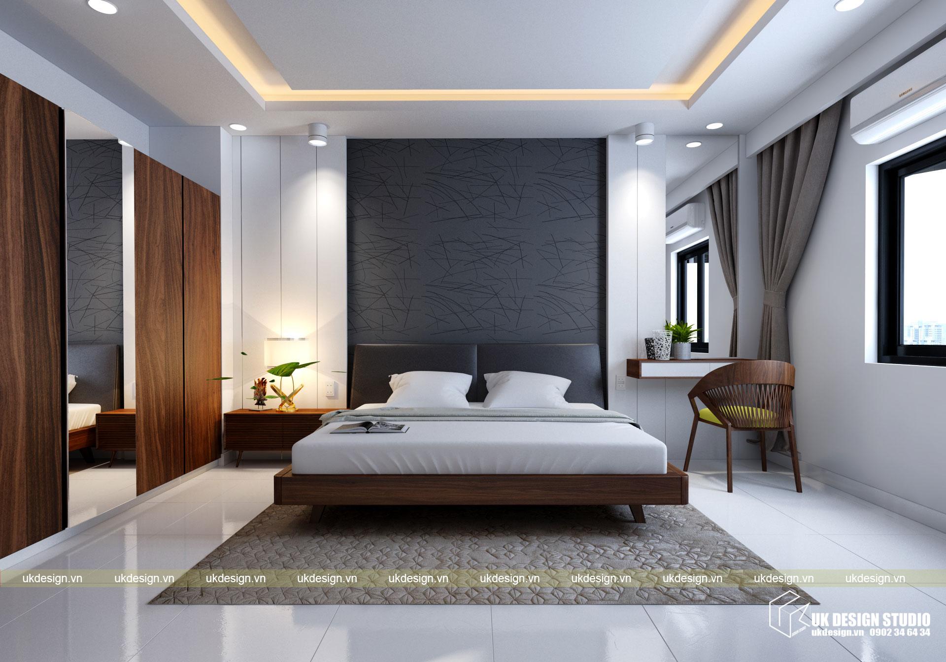 Thiết kế nội thất nhà phố 4m 20