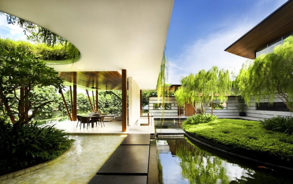Nhà Đẹp Nước Ngoài - The Willow House - 5