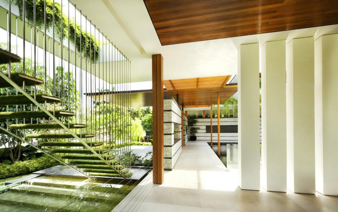 Nhà Đẹp Nước Ngoài - The Willow House - 12
