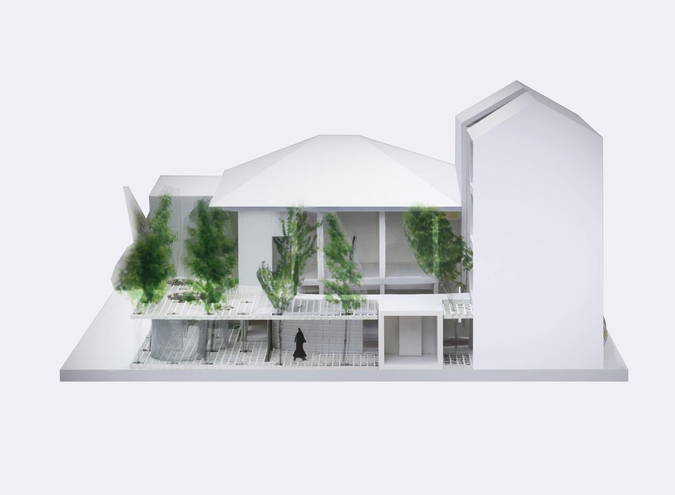 """Nha dep sai gon D House 23 - D House – Ngôi biệt thự tạo """"thêm"""" bằng việc """"bớt đi"""" một khoảng trống"""