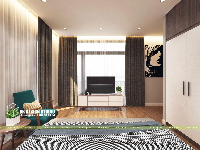 Thiết kế nội thất biệt thự hiện đại 500m2 - 11