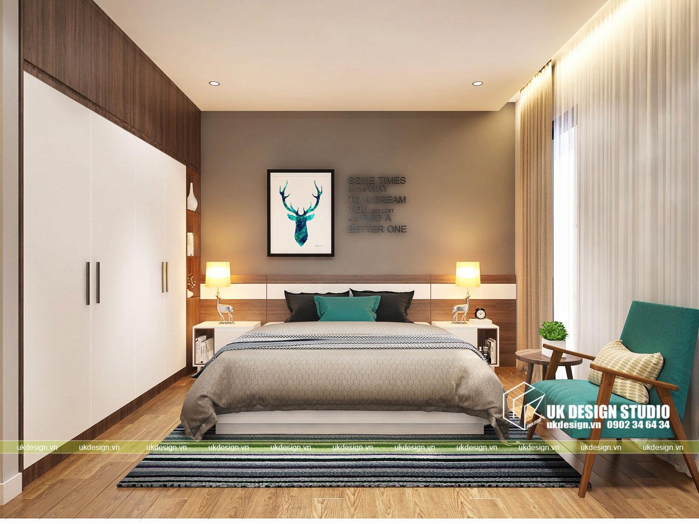 Thiết kế nội thất biệt thự hiện đại 500m2 - 12