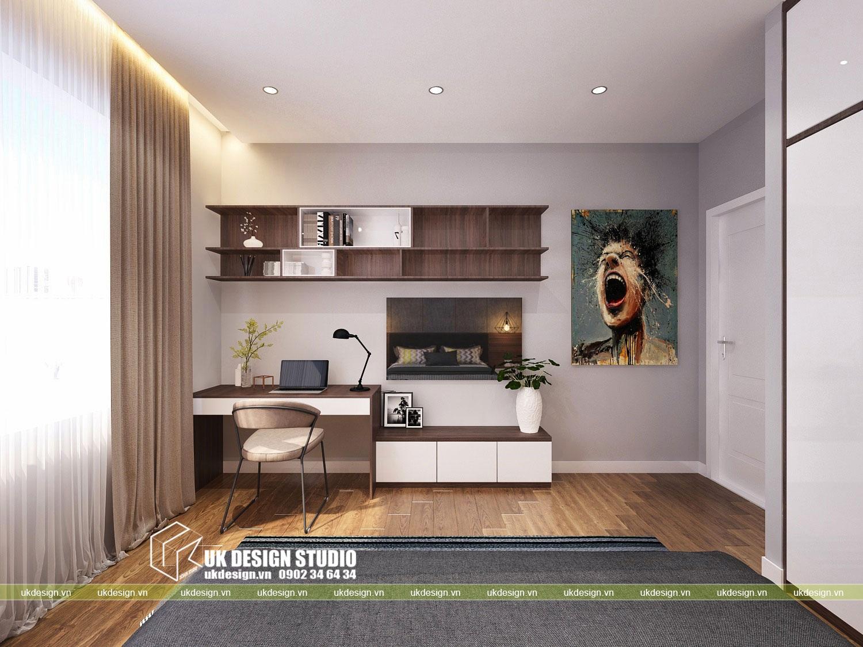 Thiết kế nội thất biệt thự hiện đại 500m2 - 14
