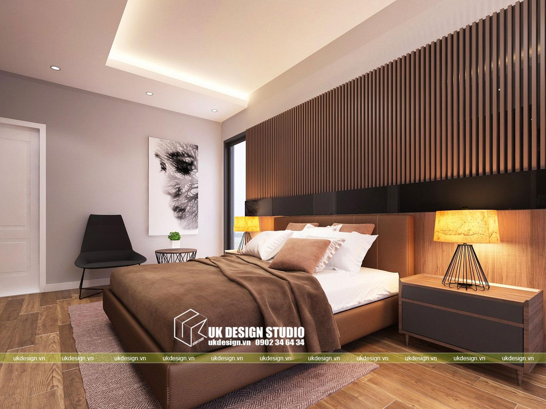 Thiết kế nội thất biệt thự hiện đại 500m2 - 6