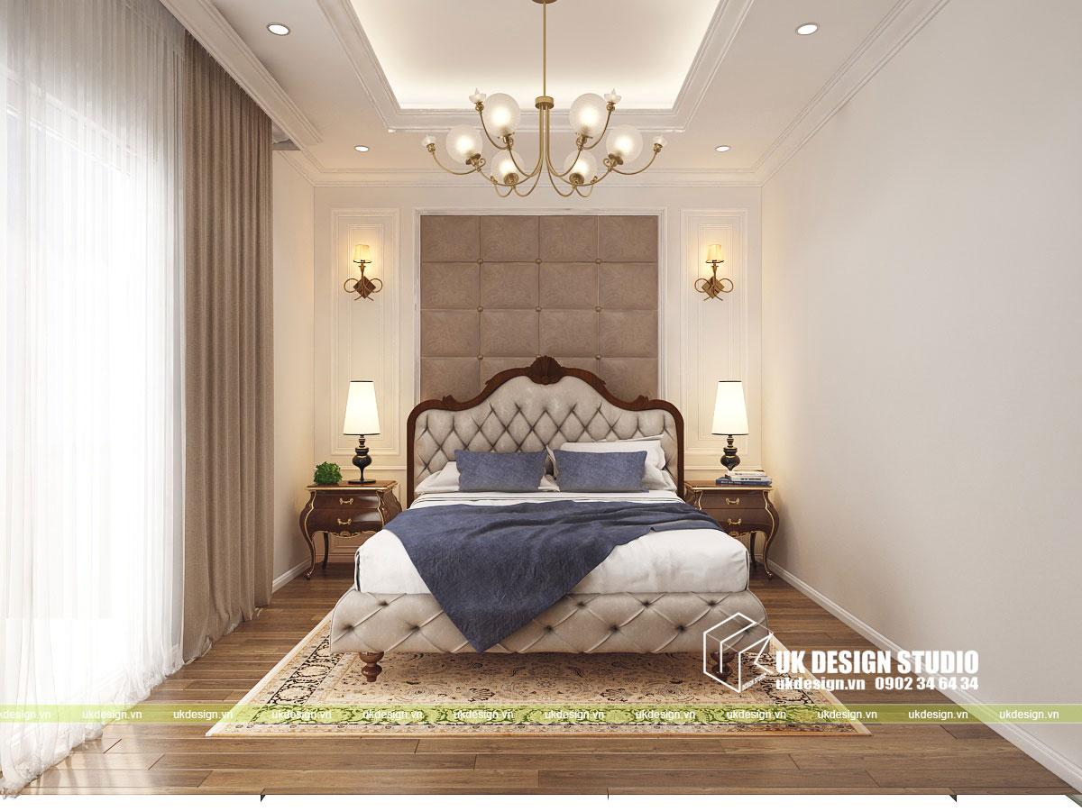 Thiết kế nội thất biệt thự cổ điển 11