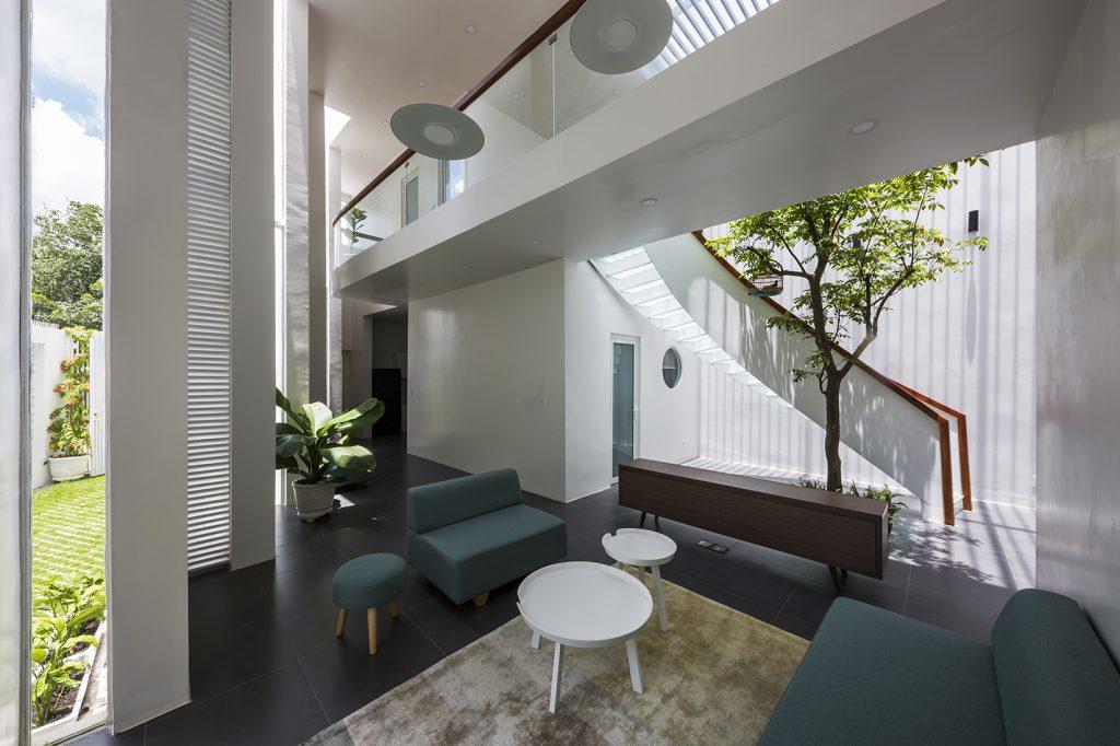 Nhà đẹp Việt Nam - T House 9
