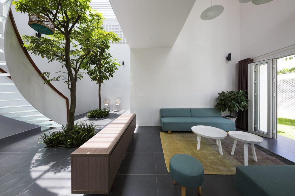 Nhà đẹp Việt Nam - T House 8