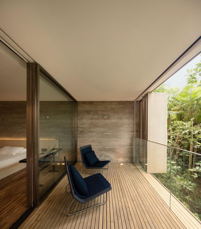Nhà đẹp nước ngoài - jungle house 16
