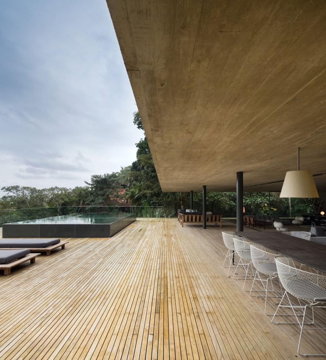 Nhà đẹp nước ngoài - jungle house 21