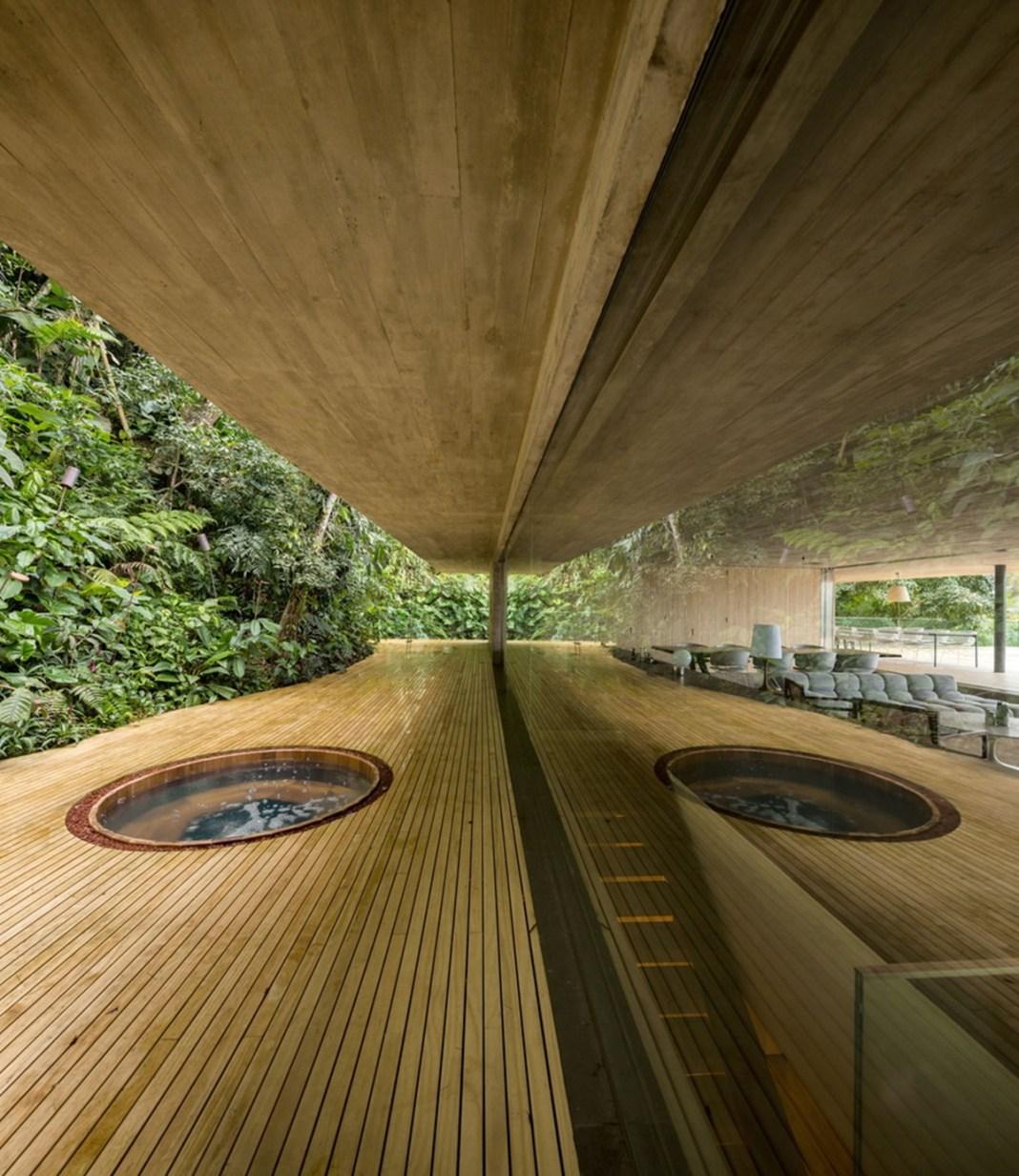 Nhà đẹp nước ngoài - jungle house 19