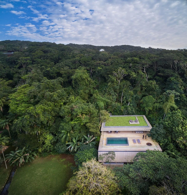 Nhà đẹp nước ngoài - jungle house 2