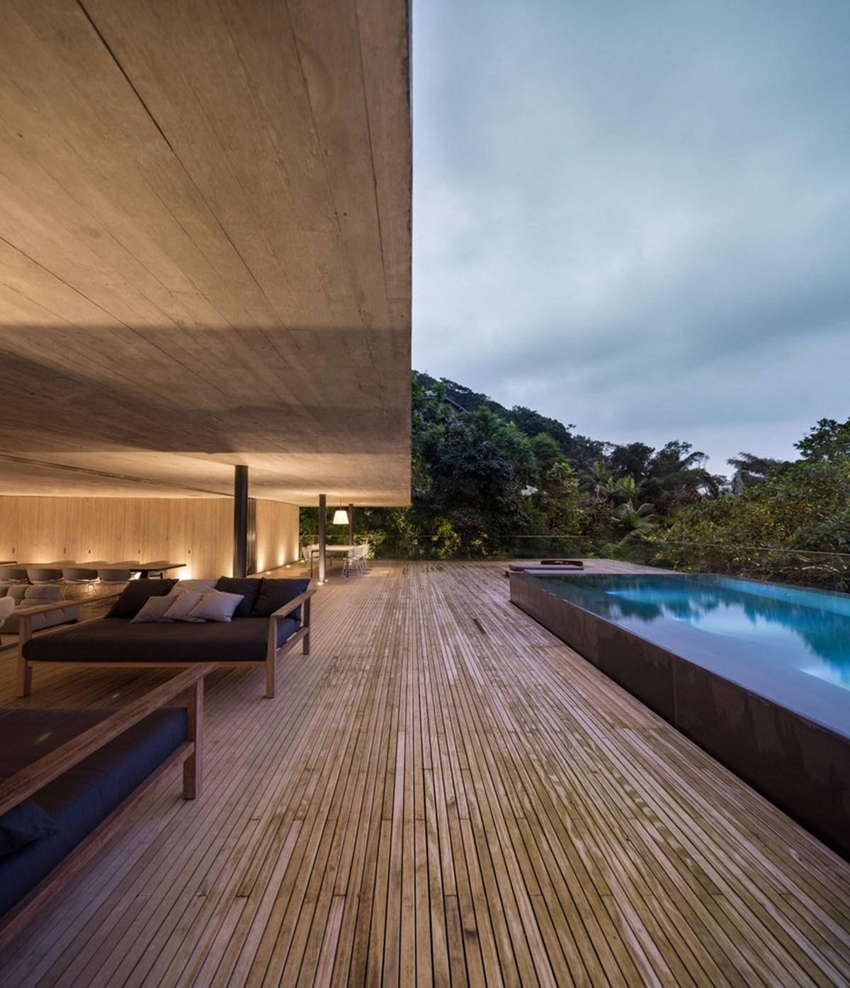 Nhà đẹp nước ngoài - jungle house 26